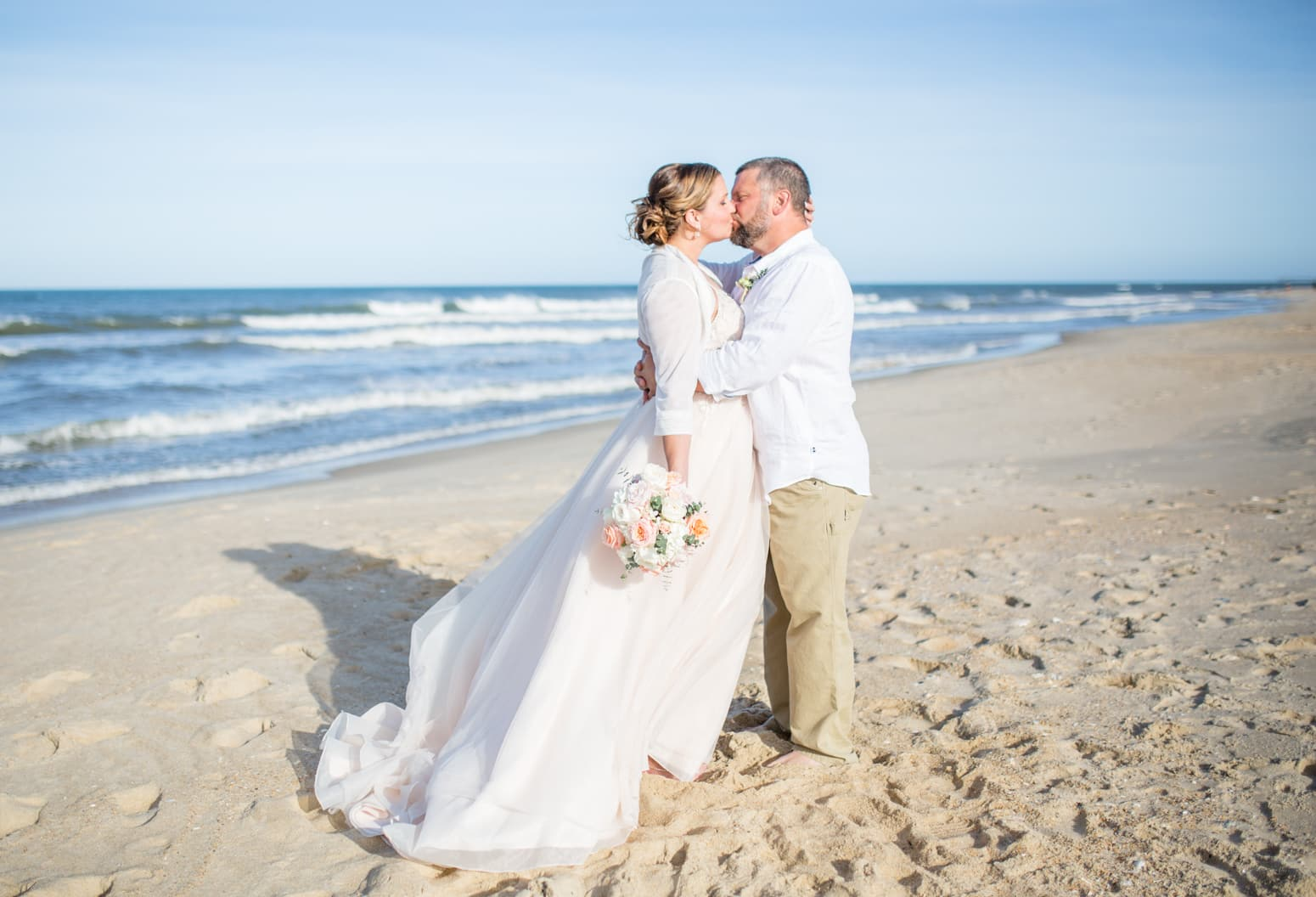 Outer Banks Elopements on the Beach