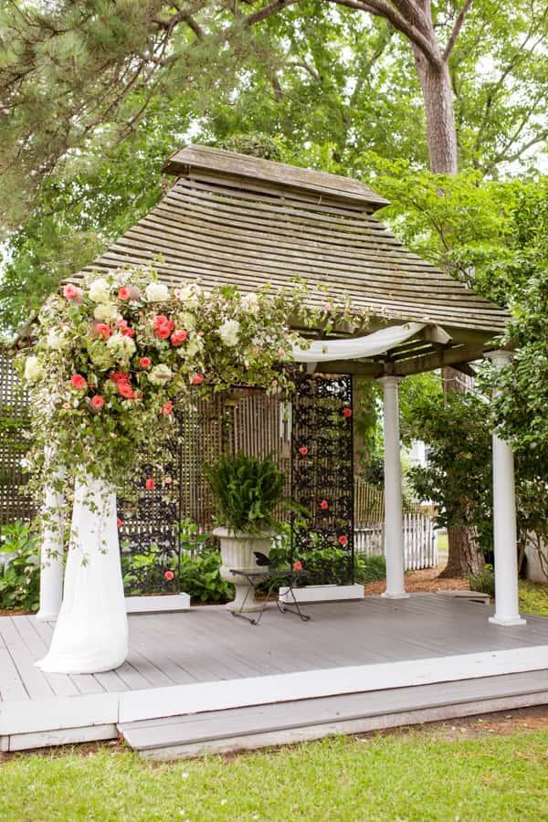 Outer Banks, NC Wedding Venue Gazebo