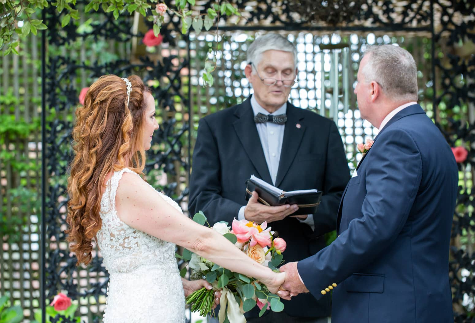 Wedding Ceremony at Our Outer Banks Wedding Venue
