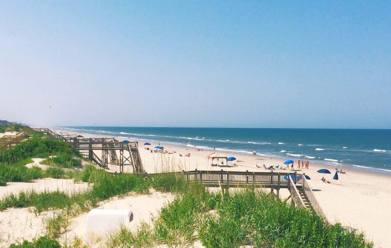 Outer Banks NC Beach