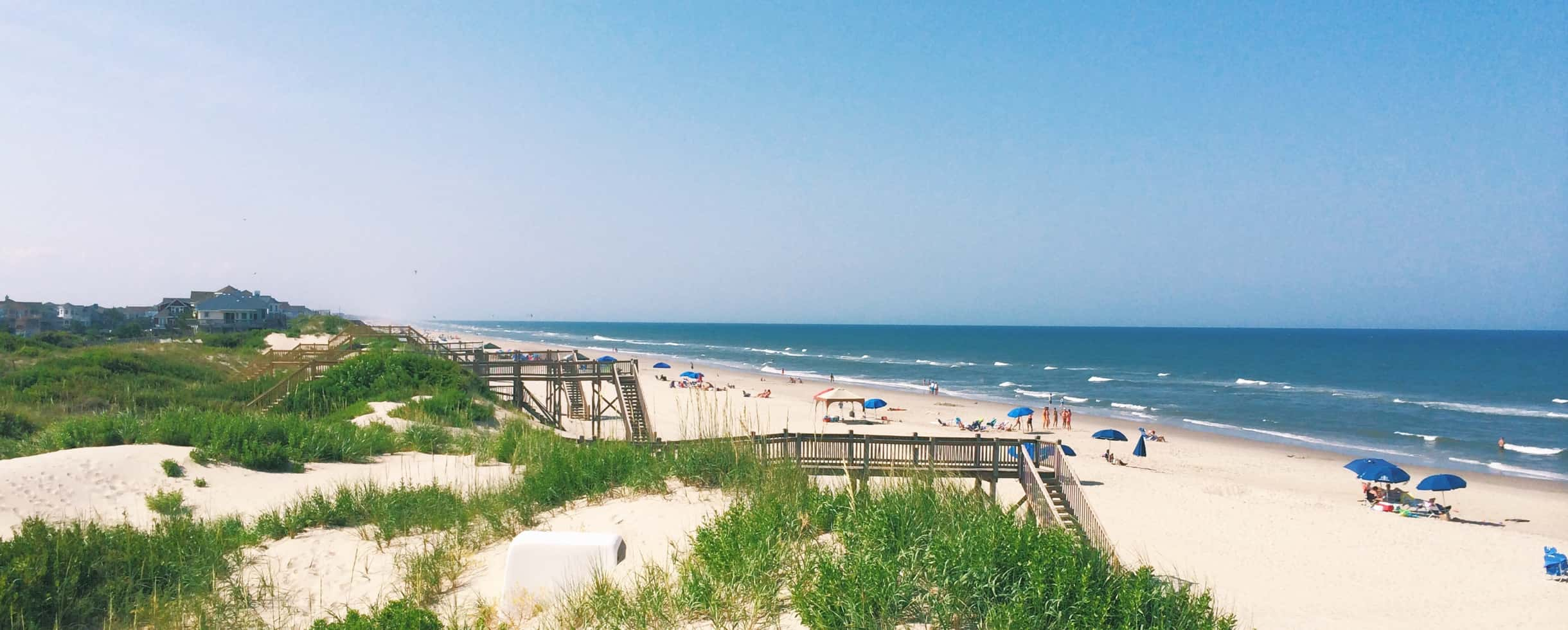 Outer Banks NC Beach