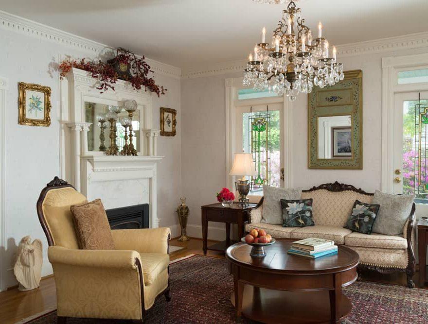Outer Banks Inn Living Room