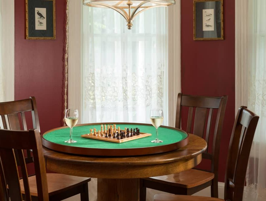 Game Table and Chess
