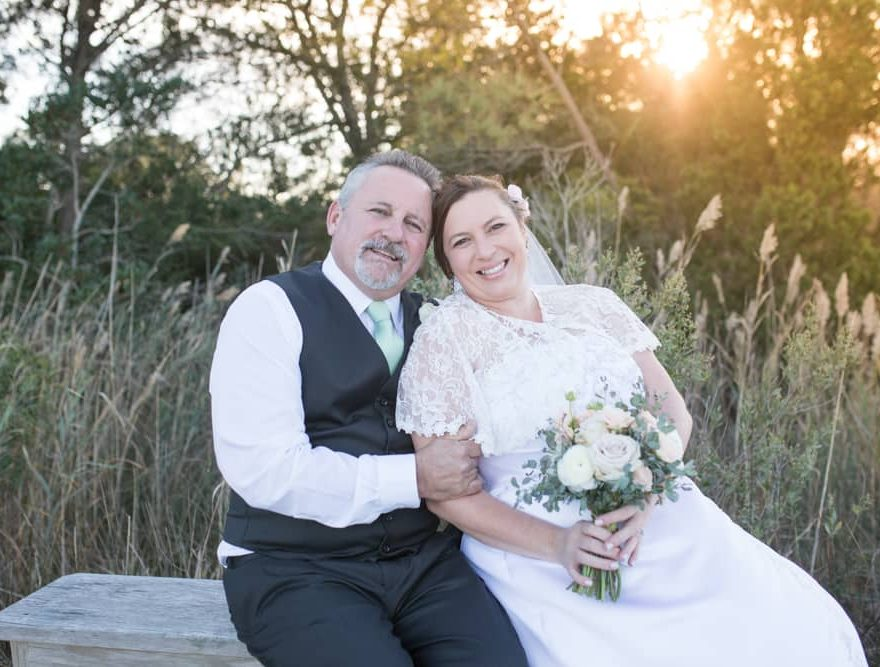 Intimate Elopement on the Outer Banks