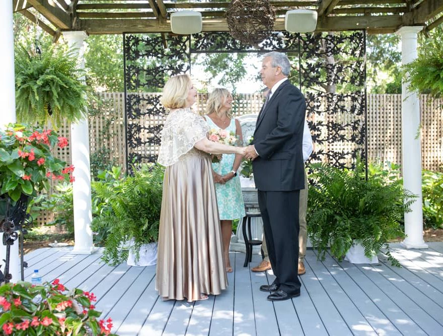 Intimate Elopement in Manteo NC