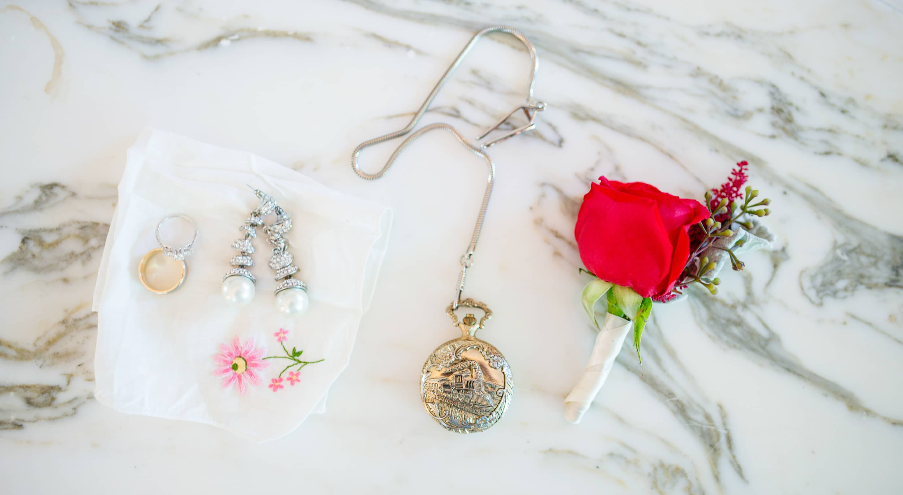 Wedding Accessories for an Outer Banks Wedding