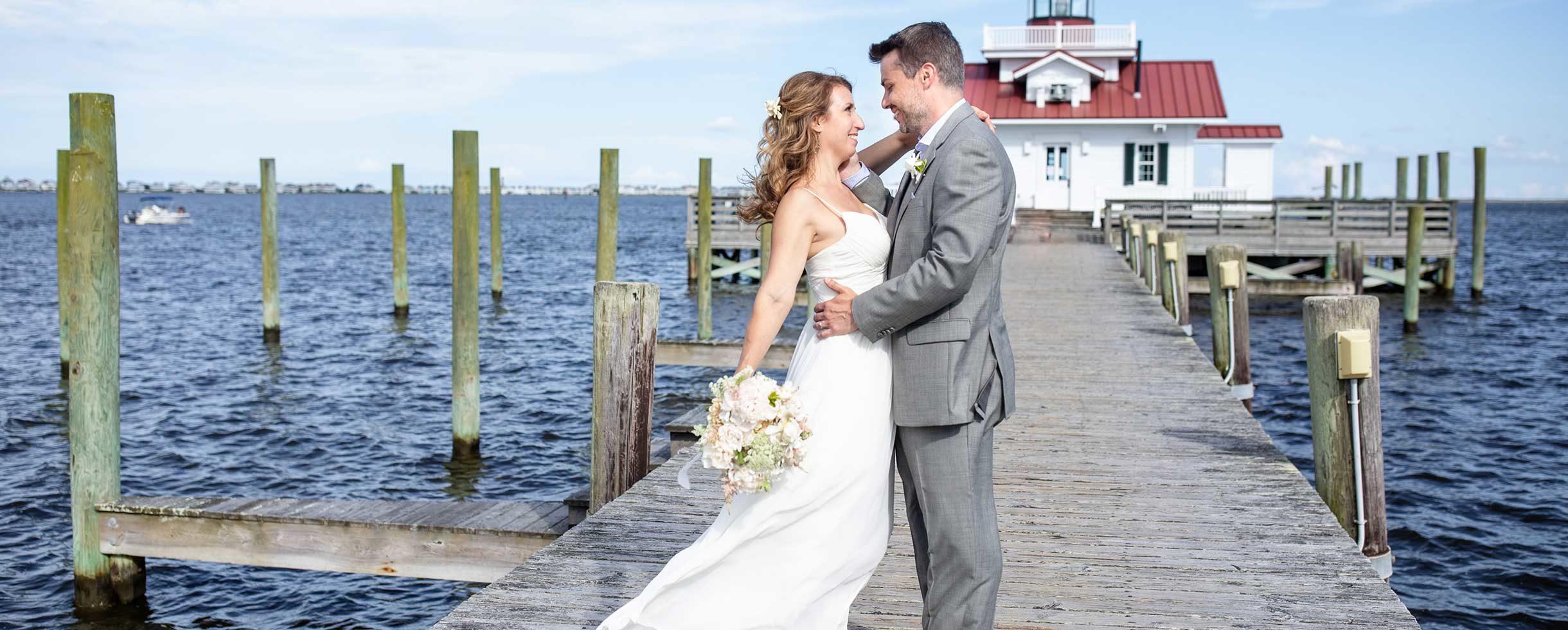 Coastal Wedding Package at White Doe Inn