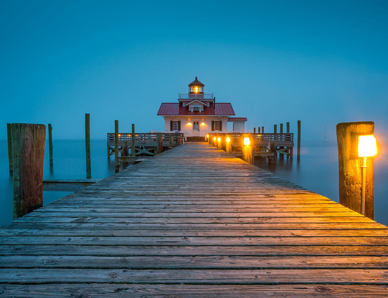 Marshes Lighthouse is a Unique Part of Roanoke Island History