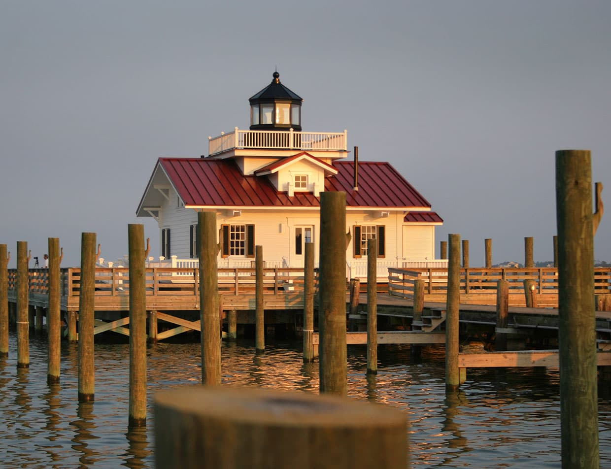 Marshes Lighthouse is a Top Outer Banks Attraction
