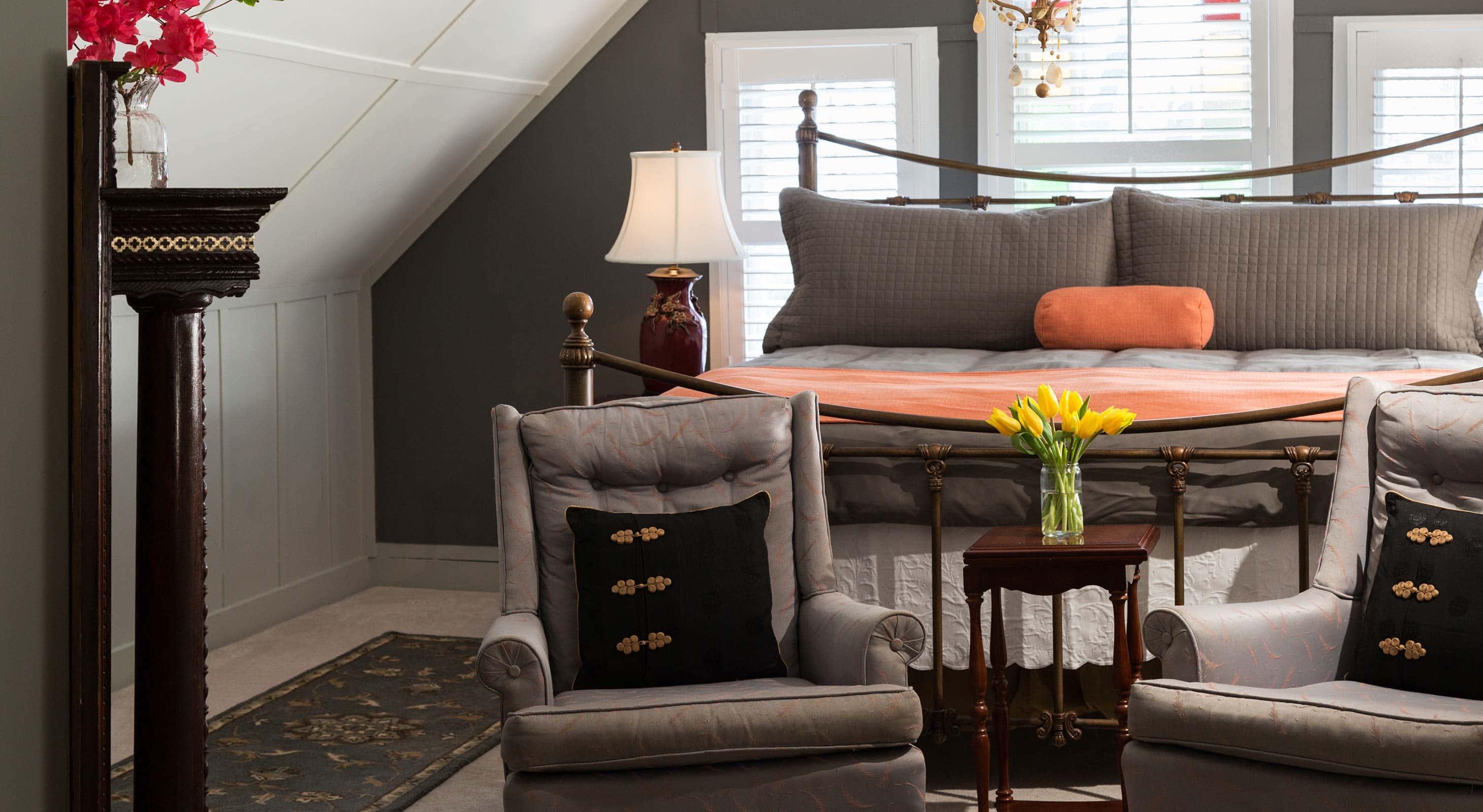 Garret Room at Our Inn in Manteo NC