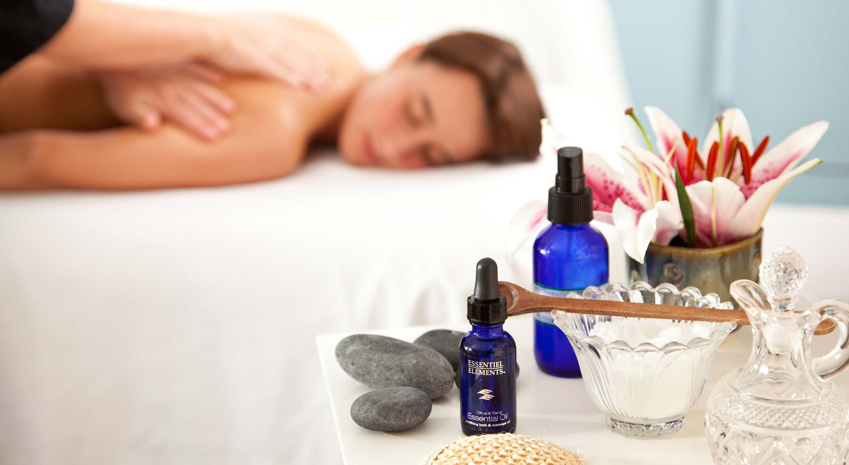 Aromatherapy Massage Services at Our Outer Banks Spa