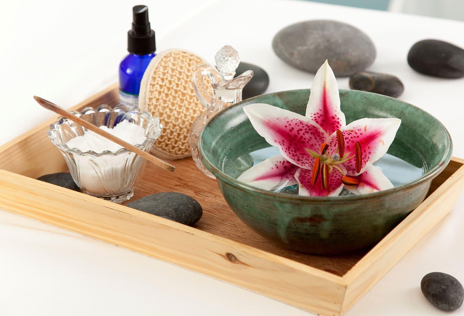 Aromatherapy North Carolina Spa Products