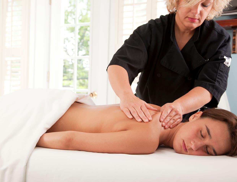 Swedish Massage at Our North Carolina Spa