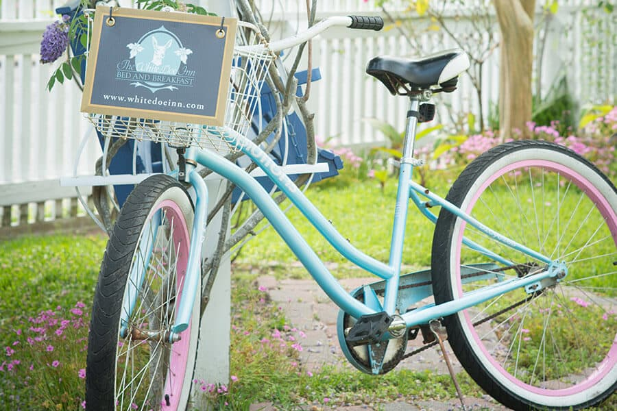 Bicycle Rental at Our Boutique Hotel on the Outer Banks