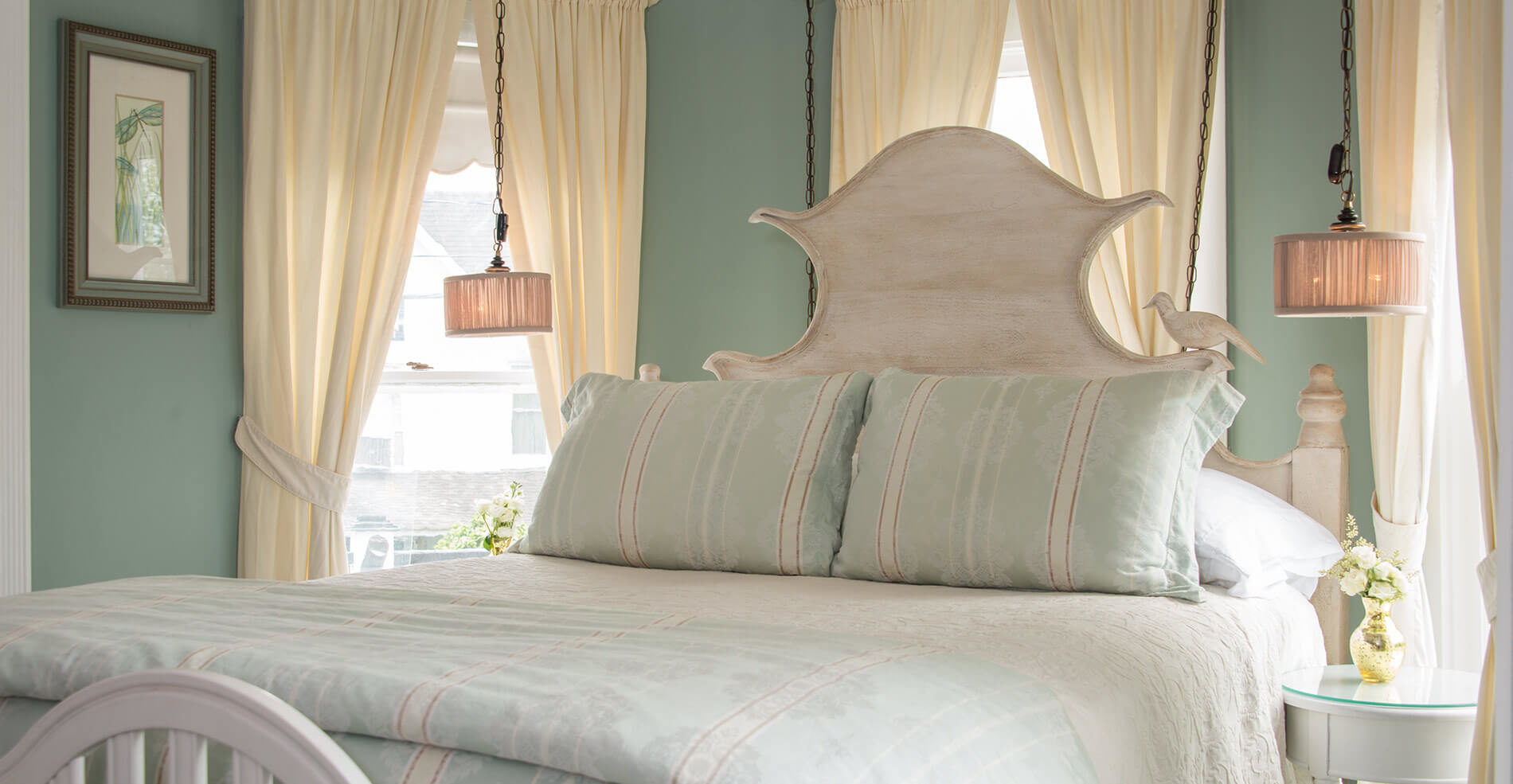 Luxury Guest Room at Our Outer Banks Boutique Hotel