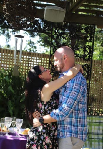 Proposal Package at White Doe Inn